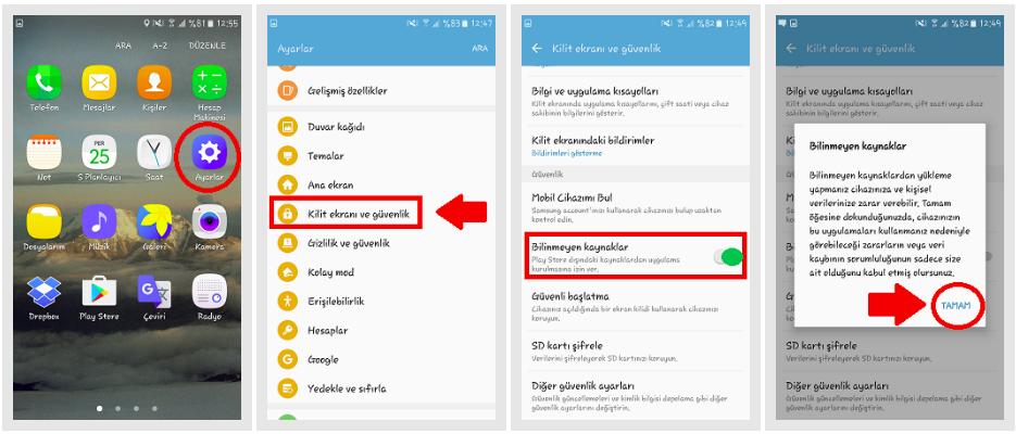 telefon takip programı android ücretsiz hazırlık